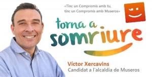 Víctor Museros torna a somriure Compromís amb tu