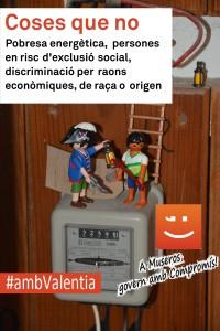 13 pobresa energètica, discriminació